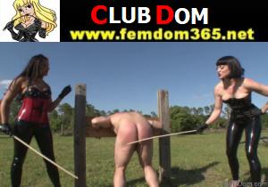 ClubDom Femdom Videos