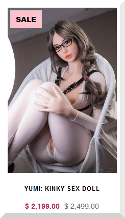 Kinky Sex Doll