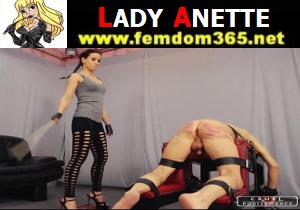 Cruel Lady Anette